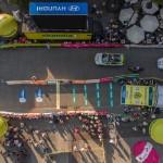 Start ostatniego etapu Tour de Pologne 2015, Kraków