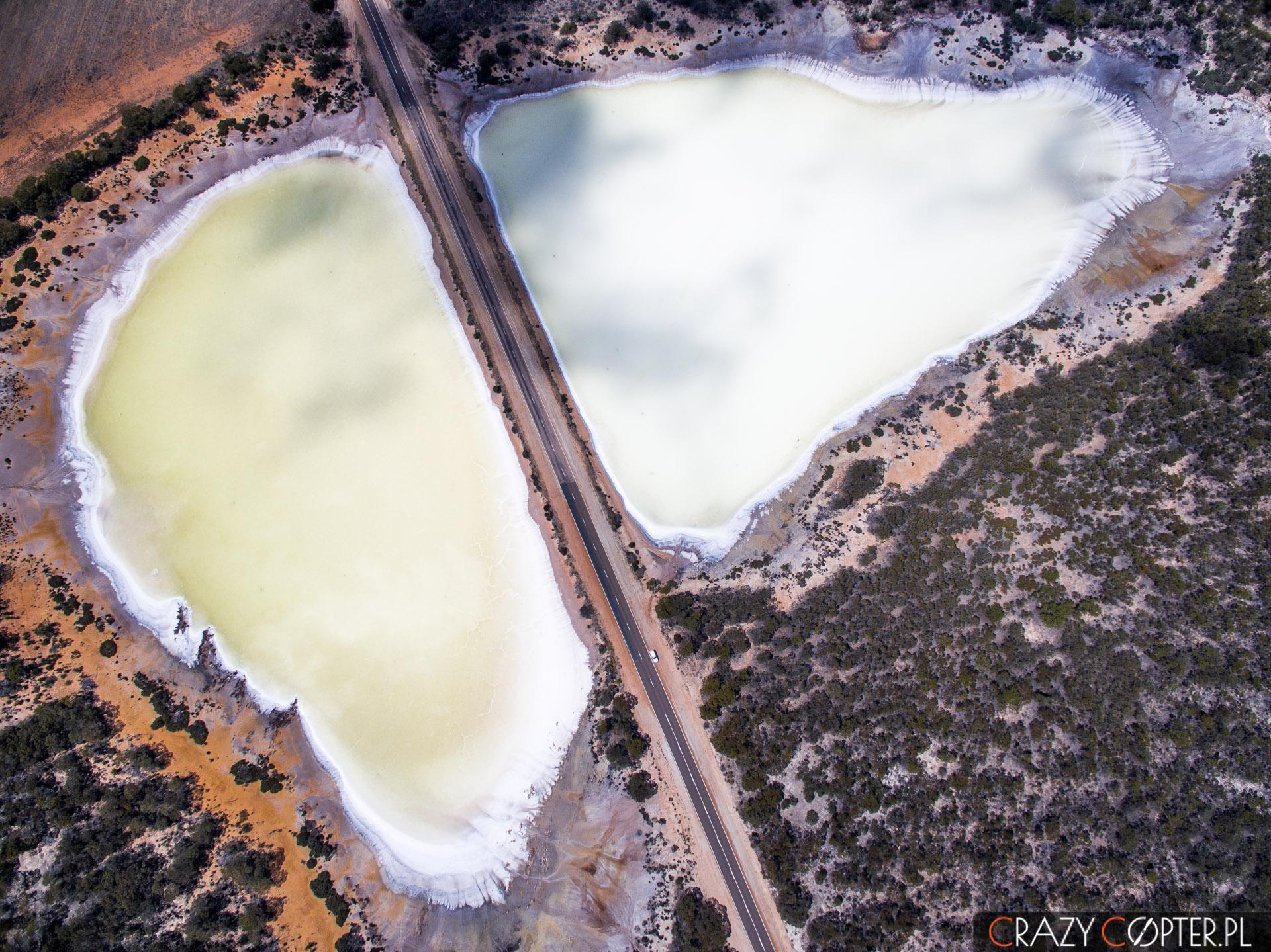 Zdjęcia z drona w Australii