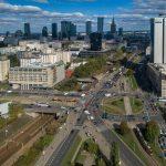 Millennium Plaza przy Alejach Jerozolimskich w Warszawie.