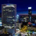 Warsaw Financial Center przy Emilii Plater w Warszawie.