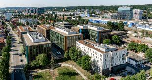Filmowanie z drona nieruchomości w Gdańsku