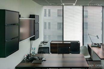 Gabinet biurowy – zdjęcia wnętrz