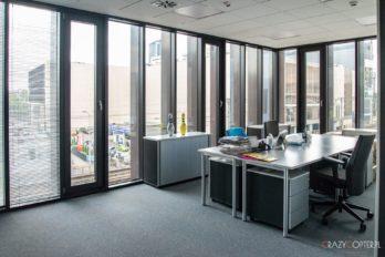 Gabinet managerów – zdjęcia wnętrz